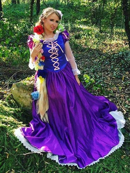 Vidoleo - Princesse Raiponce